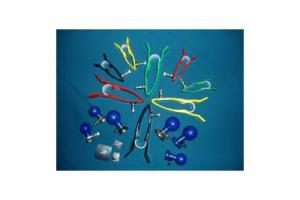 Многоразовые электроды для ЭКГ Fiab